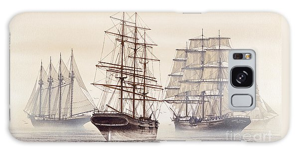 Tall Ships Galaxy Case