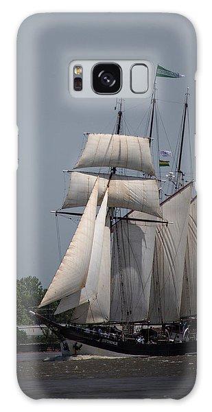 Tall Ships To Nola Galaxy Case