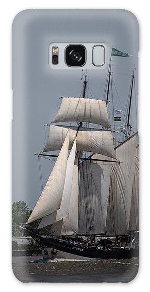 Tall Ships To Nola Galaxy Case