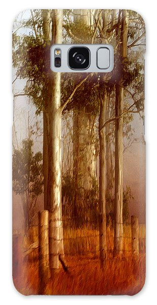 Galaxy Case - Tall Timbers by Holly Kempe