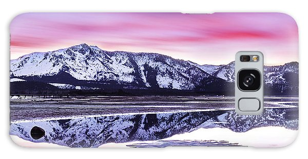 Tallac Reflections, Lake Tahoe Galaxy Case