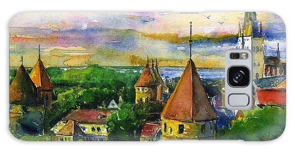 Tallinn Estonia Galaxy Case