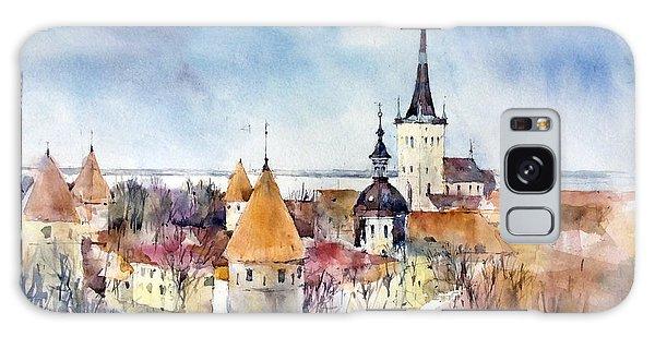 Tallinn - Estonia Galaxy Case