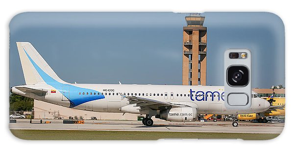 Tame Airline Galaxy Case