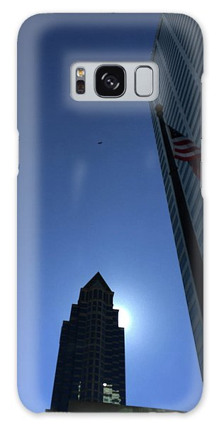 Tampa At Noon On A Monday Galaxy Case
