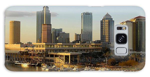 Tampa Bay And Gasparilla Galaxy Case