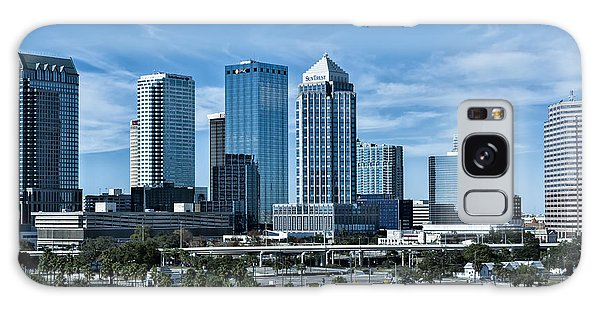 Tampa Bay Skyline Galaxy Case