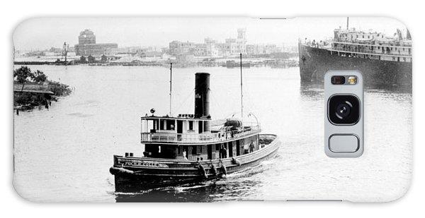 Tampa Florida - Harbor - C 1926 Galaxy Case