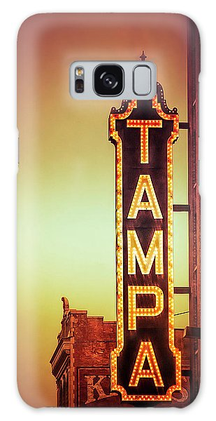 Tampa Theatre Galaxy Case by Carolyn Marshall