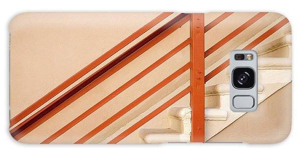 Tan Stairs Venice Beach California Galaxy Case
