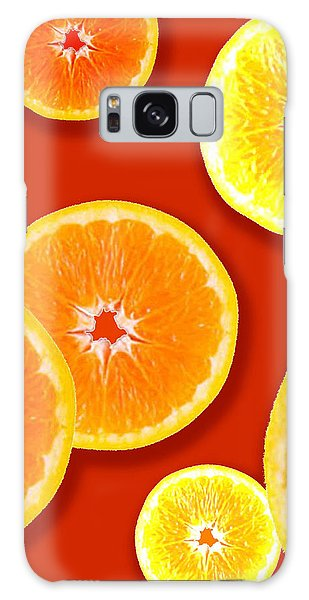 Tangerine Tango Galaxy Case