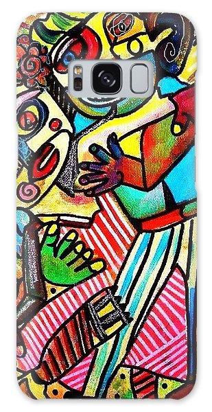 Tango Dance Of Love Galaxy Case