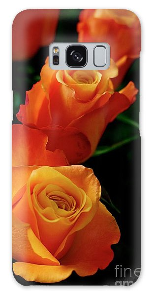Tango In Three Galaxy Case by Cathy Dee Janes