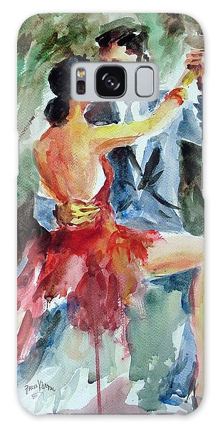 Tango In The Night Galaxy Case