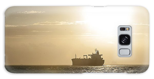Tanker In Sun Galaxy Case