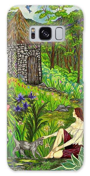 Tansel's Garden Galaxy Case