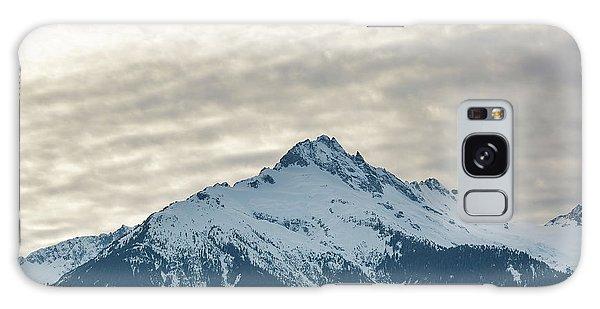 Tantalus Mountain Range Closeup Galaxy Case