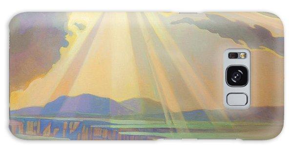 Taos Gorge Light Galaxy Case