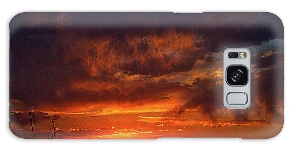 Taos Virga Sunset Galaxy Case