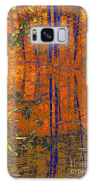 Tapestry Galaxy Case by Steve Warnstaff