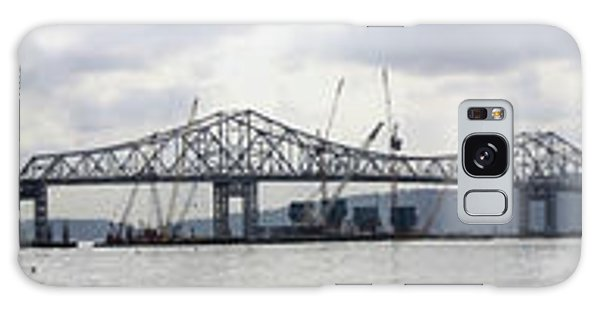 Tappan Zee Bridge From Tarrytown Galaxy Case