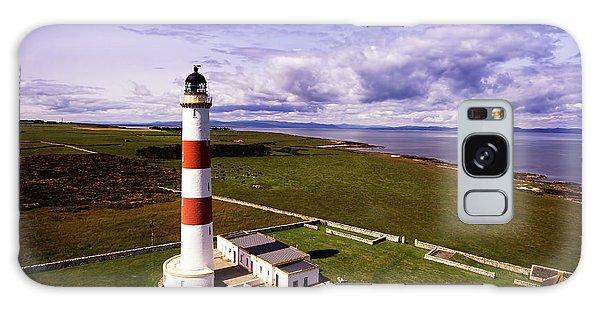 Tarbat Ness Lighthouse Galaxy Case
