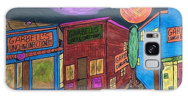Garbell's Lunch And Confectionery Galaxy Case by Jonathon Hansen