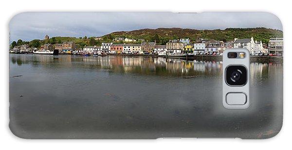 Tarbert Harbour - Panorama Galaxy Case