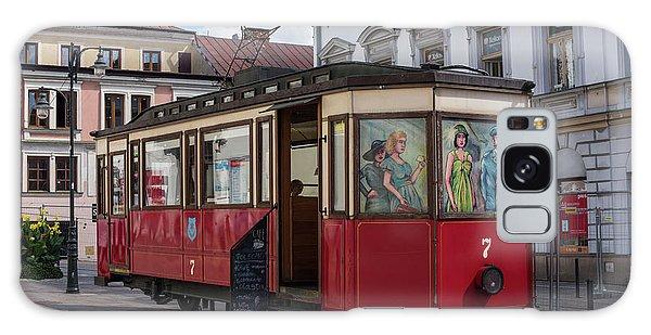 Street Cafe Galaxy Case - Tarnow, Poland by Juli Scalzi