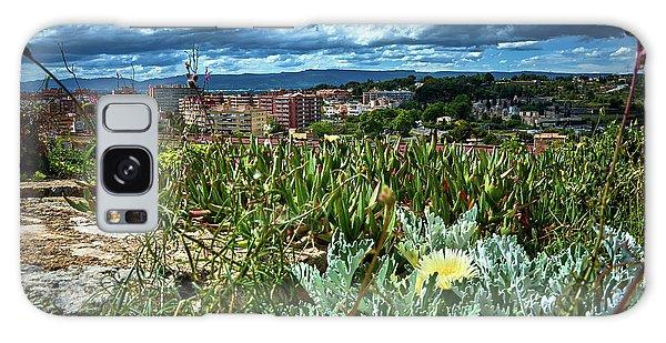 Tarragona From The Roman Wall Galaxy Case
