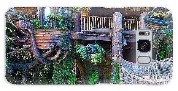Tarzan Treehouse Galaxy Case