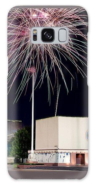 Taste Of Dallas 2015 Fireworks Galaxy Case