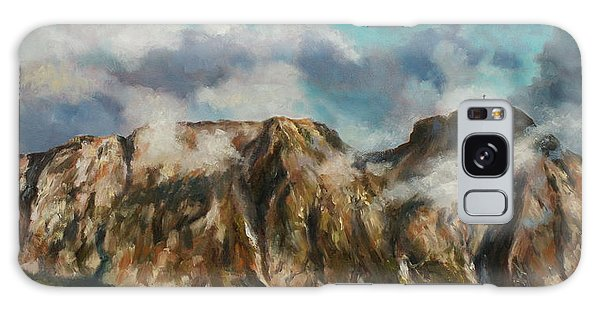 Tatry Mountains- Giewont Galaxy Case