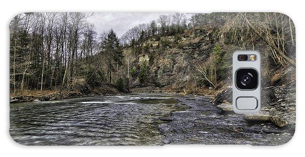 Taughannock Creek Galaxy Case