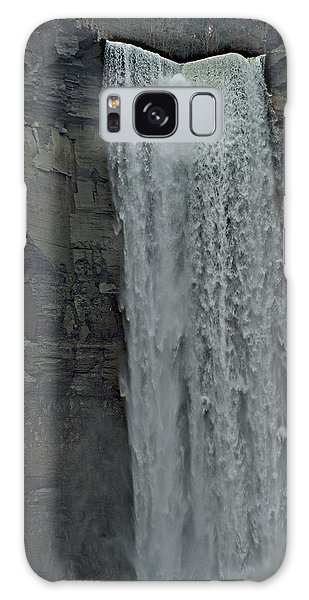 Taughannock Falls State Park Galaxy Case