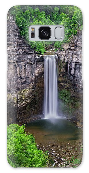 Taughannock-summer Galaxy Case