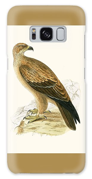 Tawny Eagle Galaxy Case