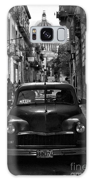 Taxi In Havana Galaxy Case