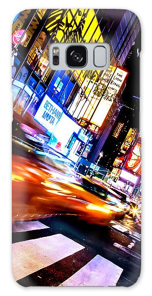 Empire State Galaxy Case - Taxi Square by Az Jackson