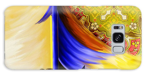 Place Of Worship Galaxy Case - Tc Calligraphy 63 1  by Team CATF
