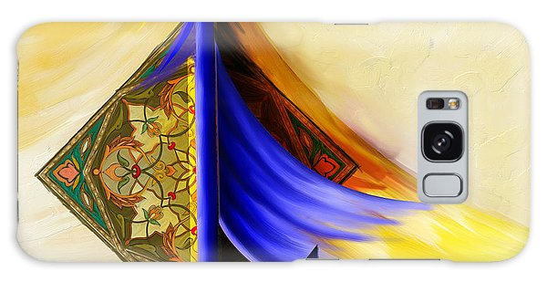 Place Of Worship Galaxy Case - Tc Calligraphy 63 2  by Team CATF