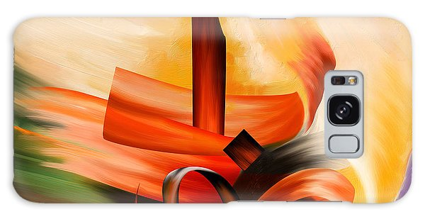 Place Of Worship Galaxy Case - Tc Calligraphy 64 0 by Team CATF