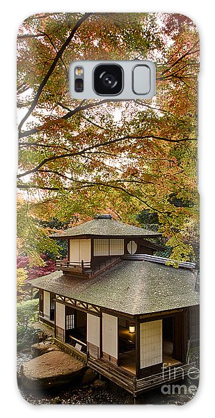 Tea Ceremony Room Galaxy Case