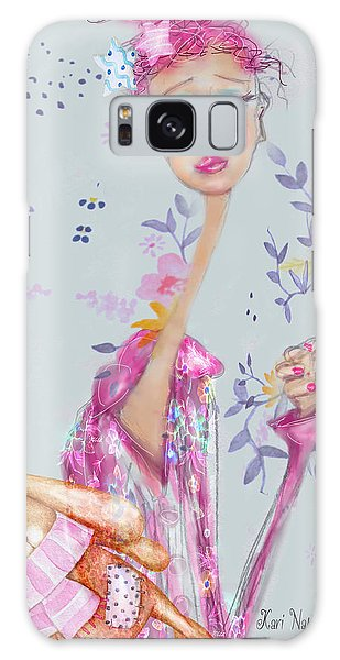 Tea For Me Galaxy Case