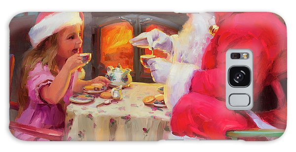 Magician Galaxy S8 Case - Tea For Two by Steve Henderson