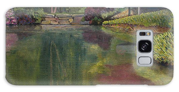 Brookside Gardens Galaxy Case - Tea House by Don Perino