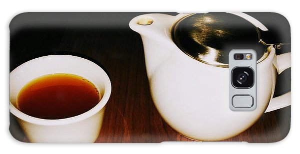 Galaxy Case - Tea-juana by Albab Ahmed