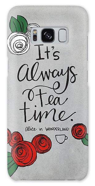 Tea Time Galaxy Case