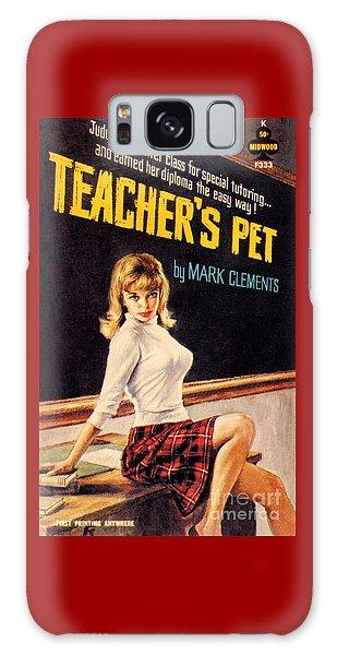 Teacher's Pet Galaxy Case