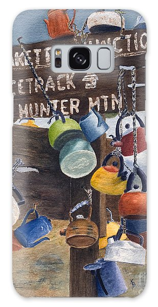 Teakettle Junction Galaxy Case